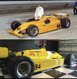 Whittington Bros Indy Car  for sale $125,000