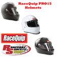 RaceQuip PRO15 Helmets  for sale $219.95
