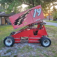 Pavement Sprint Car Roller  for sale $2,900