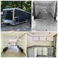 30ft pace American trailer   for sale $9,000