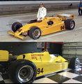 Whittington Bros Indy Car