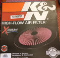 "K&N 16"" top flow  for sale $80"