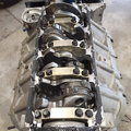 612 ALL ALUMINUM RODECK BBC TALL DECK INTAKE TO PAN