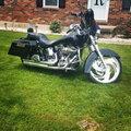 2012 Harley Davidson Softtail