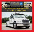 WE BUY HAULER TRUCKS FREIGHTLINER SPORT CHASSIS SPORTCHASSIS  for sale $1