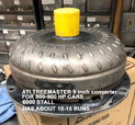 "ATI 9"" torque converter  for sale $400"