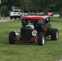 1931 Ford all steel five window coupe