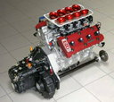 Hartley H1 - JFC Hayabusa V8 Engine Wanted