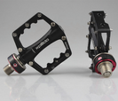 Mini-MTB pop-off pedals  for sale $58