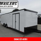 2020 Continental Cargo 30ft Blackout Package Car / Racing Tr