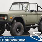 1973 Ford Bronco for Sale $44,995