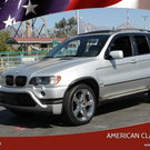 2002 BMW X5 4.6is AWD 4dr SUV