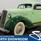 1935 Chevrolet Master Deluxe Sedan