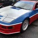 1991 300ZX Turbo Road Race Car Vintage