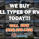 WE BUY RV