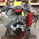 598 Kasse Ford w/ JW Billet Glide ATI ( PRICE REDUCED)
