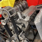 479 Chevy Blower motor