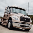 2008 FREIGHTLINER SPORCHASSIS 8.3 CUMMINS ONLY 39K MILES