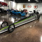 "280"" Carbon Body Spitzer Dragster EFI Rehr 565"