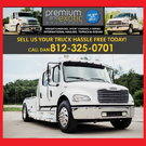 WE BUY HAULER TRUCKS FREIGHTLINER SPORT CHASSIS SPORTCHASSIS