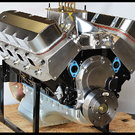 BBC 540-555 ENGINE, STAGE 7.0 MERLIN IV, MOTOR 724HP