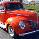 Quality 1940 Ford Deluxe Coupe Hot Rod Street Rod