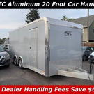 2015 ATC 20FT Car Hauler