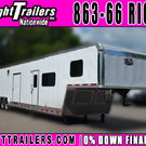 48 Vintage Trailers Living Quarters Trailer