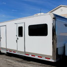 32' Enclosed Trailer w/12' XE Living Quarters
