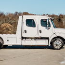 2012 FREIGHTLINER M2-112 - 2L BIG BLOCK CUSTOM HAULER