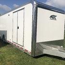 New 2020 8.5' x 30' ATC Quest Race Trailer