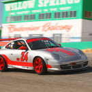2002 Porsche Race Car