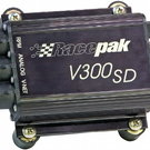Racepak V300SD in stock