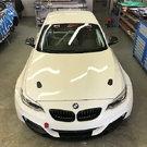 BMW 240iR factory build race car