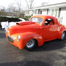 1941 WILLYS (STEEL CAR)