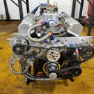 Morgantini 358 Steel Head Motor