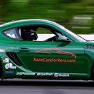 Porsche Cayman S Race Car