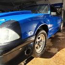 1989 Ford Mustang GT Custom Built for Outlaw 8.5