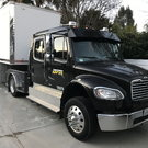 Freightliner M2 2L conversion