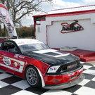 Class winning ST2 Mustang