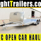 18' ATC Open Car Hauler