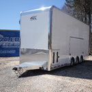 2019 ATC QUEST ST305 26ft Aluminum Stacker Car Trailer