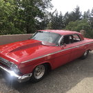 1962 Bel Air For Sale