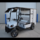 2018 EZ-GO Custom Pit Cart