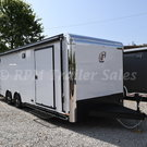 24' inTech Aluminum Car Trailer -  11554