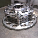 """AFT triple 9"""" clutch for sm. blk. Ford"""