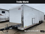 2020 Cargo Mate Eliminator 34' Race Trailer Bath Pkg  for sale $28,495