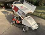SKE Box Stock Outlaw Kart Race Ready