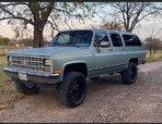 1990 Chevrolet V1500 Suburban  for sale $15,000