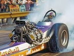 1968 FRONT ENGINE TOP FUEL DRAGSTER